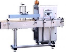 HL-2000C Напольный конвейерный индукционный запайщик