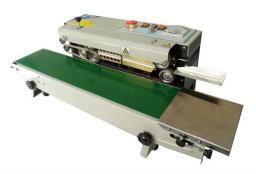 Автоматический роликовый запайщик пакетов FRB-770I из нержавеющей стали