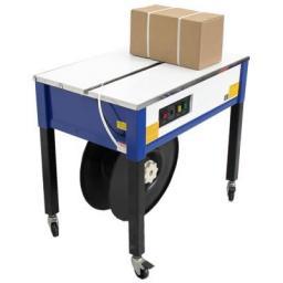 Полуавтоматическая стреппинг упаковочная машина KZB-A