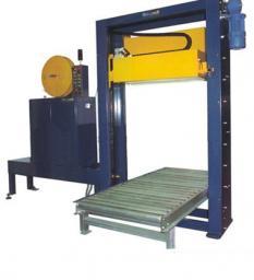 Автоматическая стреппинг упаковочная машина для обвязки паллет KZDT-100200