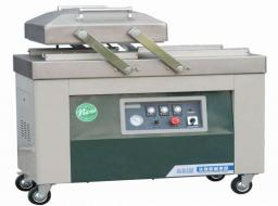 Напольный двухкамерный вакуумный упаковщик DZ-500/2SB
