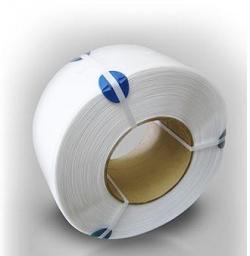 Полипропиленовая стреппинг упаковочная лента PP 12*0.5 (3 км)