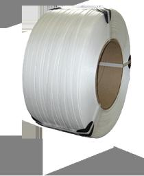 Полипропиленовая стреппинг упаковочная лента PP 12*0.8 (1,8 км)