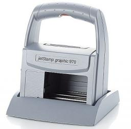 Ручной промышленный каплеструйный принтер jetStamp graphic 970