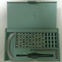 Литеры для маркировки, датер MY-300A