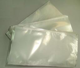 Вакуумные пакеты 125 х 420 мм 70 микрон для упаковки продуктов (100 шт.)