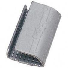 Скоба металлическая для PET ленты 16 мм. ЦИНК
