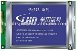 STN синий ЖК дисплей 5.7