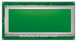 Графический 192 * 64 LCD модуль для сигнализации и системы безопасности