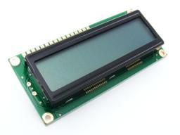 Символьный LCD модуль (HC160204C-VA)