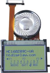 Алфавитно-цифровой дисплей HC160209C-VA