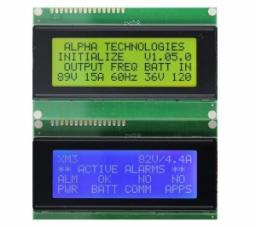 Cимвольные LCD модули 20*4 (HC200408C)
