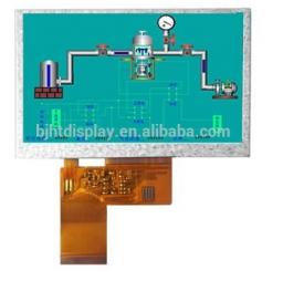 4.3''TFT ЖК модуль с интерфейсом SPI
