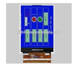 2,4-дюймовый TFT 240x320 ЖК индикатор для промышленной продукции