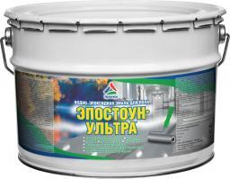 Эпостоун-Ультра - водно-эпоксидная эмаль для бетонного пола (глянцевая), 22кг