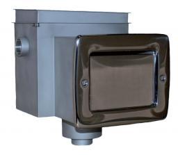 Скиммер нержавеющая сталь Р3-07.1