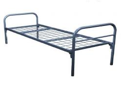 Кровать металлическая К-2000 с двойным усилением