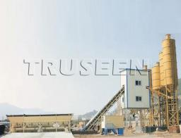 влажный бетоносмесительный завод