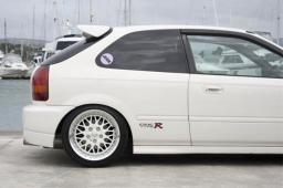Спойлер EK9 Type R для Honda Civic EK