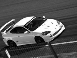 Передний бампер Mugen для Honda Integra dc5