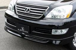 Накладка на передний бампер LX Mode для Lexus GX470