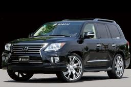 Комплект накладок Double Eight для Lexus LX570 (рестайл)