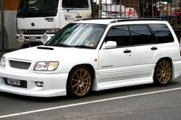 Комплект обвесов Liberal для Subaru Forester SF