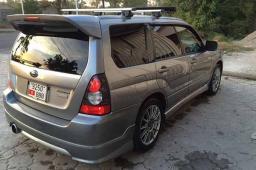 Спойлер Syms для Subaru Forester SG