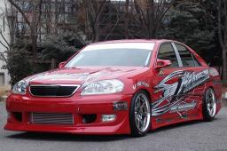 Комплект обвесов Kazama Promode для Toyota Mark II jzx 110