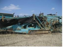 Грохот Powerscreen Chieftain 2100X