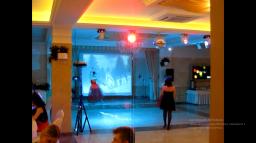 Аренда, прокат в Томске •Проектор Epson EB-X03 (Световой поток 2700 люмен, LCD x3, 1024x768, Мощность лампы 200 Вт, Контрастность 10000:1, Коррекция трапецеидальных искажений вертикальная/горизонтальная, Входы VGA, HDMI, S-Video, композитный, аудио RCA)