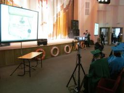 Аренда проектора Panasonic в Томске