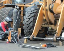 Восстановление отверстий под пальцы от 20 до 500мм