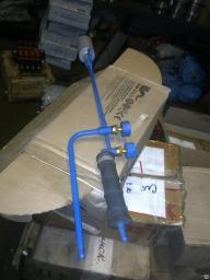 Горелка ручная переносная для автогудронаторов