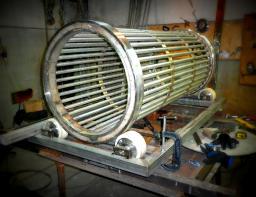 Производство нестандартного оборудования и механизмов