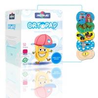 Окклюдеры детские Ортопад для мальчиков | Большие картинки Большой (Regular) 4+