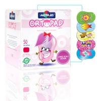 Окклюдеры детские Ортопад для девочек | Большие картинки Большой (Regular) 4+
