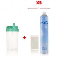 Кислородный коктейль Oxyco — 240 порции