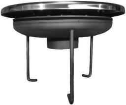 Водозабор антивихревой д.250 плитка
