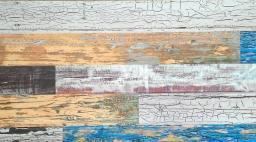 Пробковый пол с фотопечатью RUSCORK PrintCork Country Steelblue