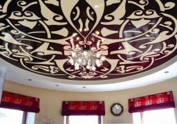 Высококачественная Фотопечать на натяжных потолках