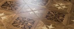 СКИДКА 15% 34 класс.12мм*400*1200 мм. GOODWAY Marocco Collection GWM-04 Сафи Дуб Восточный