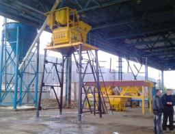 25 мини бетоносмесительный завод truseen
