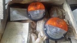 Фонарь передний (ПФ133А-Э712010). Указатель поворота ГАЗ,ЗИЛ,УАЗ передний герметичный 12V ОСВАР
