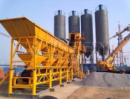 120 бетонный завод китайский truseen