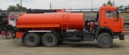 Поливомоечное оборудование на шасси автомобиля (шасси 5 м) V-11м3