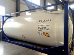 Контейнер-цистерна 25 куб.м. тип Т4 для перевозки ГСМ
