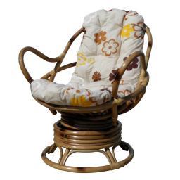 Кресло вращающееся с подушкой ЭКО