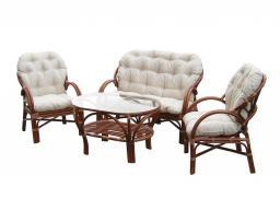 Комплект для отдыха (диван+столик+2 кресла)