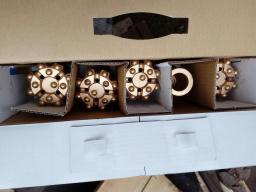 Продаются коронки буровые MITSUBISHI 38MPVS76R55M